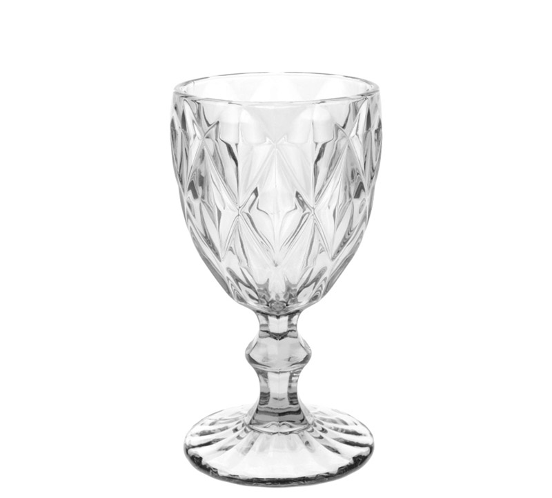 5deda04208f Ποτήρι με πόδι διάφανο σχ.